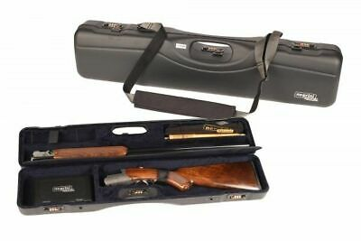 Negrini OU/SxS Uplander Ultra-Compact Hunting Shotgun Case, Black/: 16405LR/5541