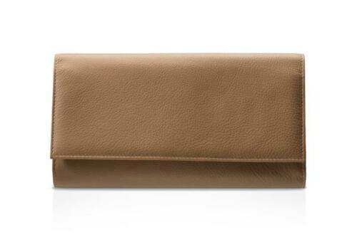 Furls ::Hook Organizer Travel Bag and Purse:: Tan Leather Brand new