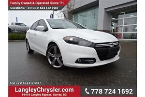 2013 Dodge Dart SXT/Rallye LOCALLY DRIVEN!