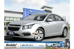 2016 Chevrolet Cruze Limited 1LT SAFETY & E TESTED