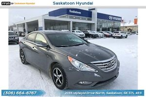 2013 Hyundai Sonata 2.0T Limited Heated Leather - Bluetooth -...