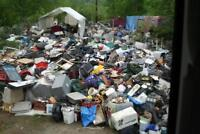 Cheap Yard Waste and Junk Removal, Any Waste 30$ and up
