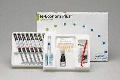 Dental Ivoclar Vivadent Te-econom Plus Resin Composite System Pack Best Buy