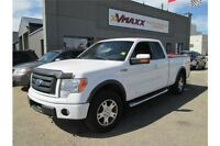 2010 Ford F-150 FX4 Quad Cab 4x4 Power with Leather