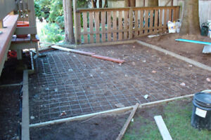 Concrete work&Home renovations Slabs low rates 6474969232