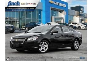 2012 Chevrolet Malibu LS LS|ONSTAR|CLOTH|FUEL SAVER London Ontario image 1