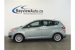 2013 Ford C-MAX ENERGI- PANOROOF! LEATHER! ACTIVE PARK ASSIST!