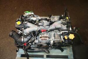 JDM Engine Subaru Impreza WRX Forester Legacy 2.0L EJ205 AVCS 2002 2003 2004 2005 Low Mileage Japan Imported
