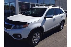 2013 Kia Sorento LX V6 Auto, One Owner Dealer Serviced AWD