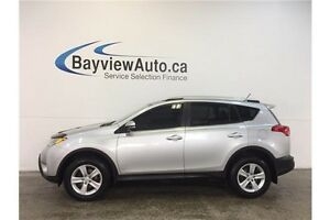 2013 Toyota RAV4 XLE- AWD! HITCH! SUNROOF! HEATED SEATS! NAV!