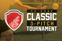 Co-Edge Classic - Co-ed 3-Pitch Softball Tourney
