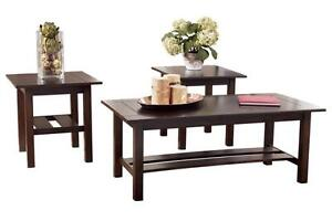 *** USED *** ASHLEY LEWIS COFFEE/END TABLES S/N:51176740 #STORE511