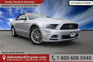 2014 Ford Mustang V6 Premium Convertible W/ Bluetooth