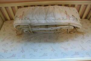 Pottery Barn Kids Leigh Nursery Bedding