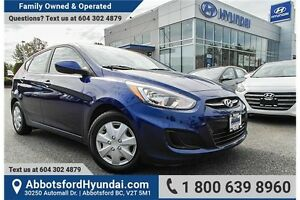 2015 Hyundai Accent GL ACCIDENT FREE & LOCALLY OWNED