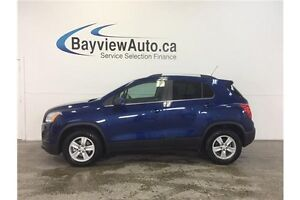 2016 Chevrolet TRAX LT- AWD! SUNROOF! REMOTE START! BOSE SOUND!