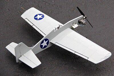 049 Model Airplane Control Line Kit Brodak F4F Wildcat for Cox .049 Engine