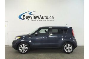 2016 Kia SOUL EX+ - GDI! HEATED SEATS! REVERSE CAM! BLUETOOTH!