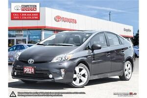 2013 Toyota Prius Base One Owner, Toyota Serviced