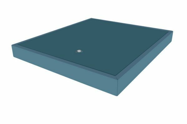 Wasserbett Matratze Softside Uno Wasserkern Mono Wasserbett