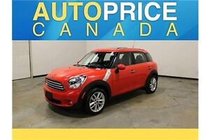 2012 Mini Cooper Countryman NAVIGATION PANOROOF LEATHER