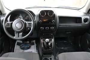 2011 Jeep Patriot Sport/North   CERTIFIED + E-Tested Kitchener / Waterloo Kitchener Area image 13