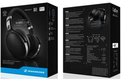 SENNHEISER HD 4.50 BTNC Wireless Bluetooth Noise Cancelling Headphones HD450BTNC