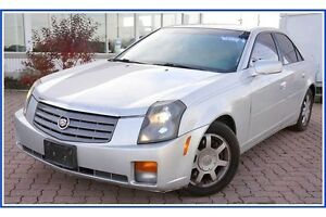 2003 Cadillac CTS LEATHER/V6/PWR GROUP/ALLOYS/ Kitchener / Waterloo Kitchener Area image 3