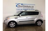 2010 Kia SOUL 2U- AUTO! ALLOYS! HEATED SEATS! CRUISE!