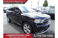 2015 Dodge Durango Limited Delta/Surrey/Langley Greater Vancouver Area Preview