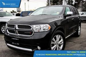 2013 Dodge Durango Crew Plus Navigation, Sunroof, and Heated...