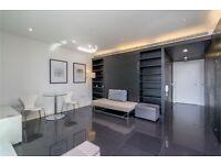 PAN PENINSULA - CANARY WHARF. Stunning studio flat in the 33rd floor. Gym/Concierge/Swimming Pool