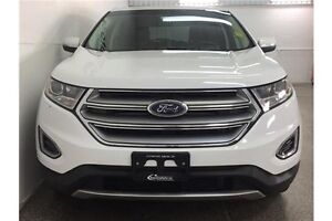 2016 Ford EDGE SEL- AWD! REMOTE START! LEATHER! SYNC! WIFI! Belleville Belleville Area image 4