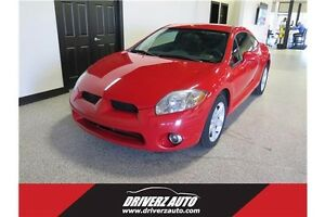2007 Mitsubishi Eclipse GS HEATED SEATS, FWD, NO ACCIDENTS