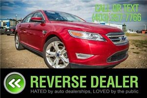 2010 Ford Taurus SHO **HEATED AND COOLED SEATS, NAV, AWD **