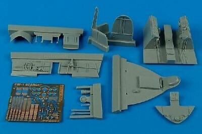 AIRES HOBBY 1/32 F8F1 COCKPIT SET FOR TSM 2087