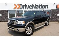 2008 Ford F-150 Lariat Beautiful Heated Leather Seats! Sun Roof!