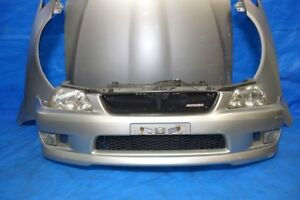 JDM Lexus IS300 Front Bumper Lip Fog Lights Headlights Fenders