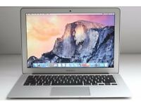 "APPLE MACBOOK AIR 13.3"" INCH 1.6GHz 4GB RAM 128GB - SILVER (EARLY 2015)"