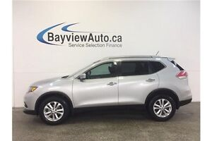 2016 Nissan ROGUE SV- AWD! PANOROOF! HEATED SEATS! REVERSE CAM!