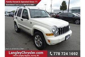 2006 Jeep Liberty Limited W/POWER GROUP & A/C