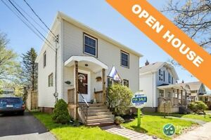 OPEN HOUSE! Well maintained 3 bed in the West End!
