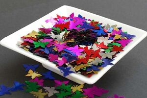 25g-Multi-Coloured-Butterflies-Confetti-Sequins-Spangle