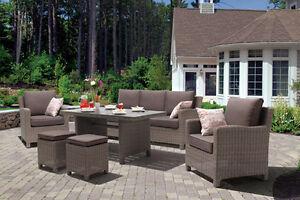 Exterior furniture assembly  // Assemblage de meubles exterieure