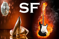 STILETTO FIRE - Wedding Music . . . DONE!