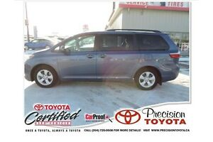 2016 Toyota Sienna LE 8 Passenger Heated Seats, Backup Camera...