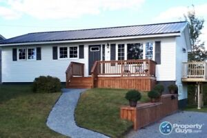Offering over 2200 sf of living space, 3 bdrm/1.5 bath