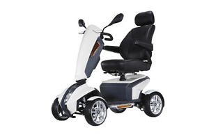 Trouble Walking ? Scooter can Help- In stock HRM Store