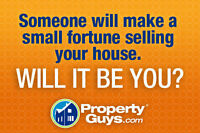 Free PropertyGuys.com Moncton information session.