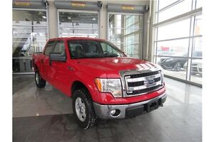 2014 Ford F-150 XLT 4X4, TOWING PACKAGE, ALLOY WHEELS